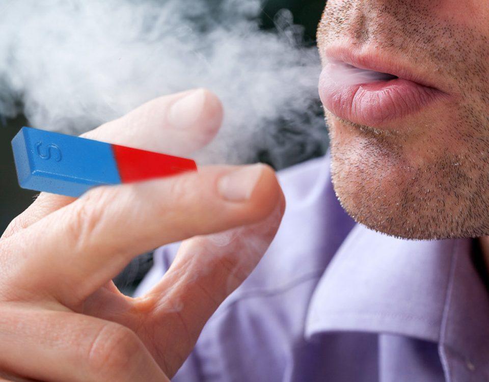 Mann Magnet Zigarette