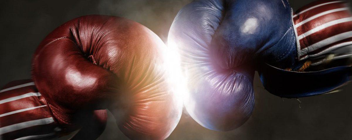 Boxhandschuhe so stark wie Magnete von Bauer & Böcker