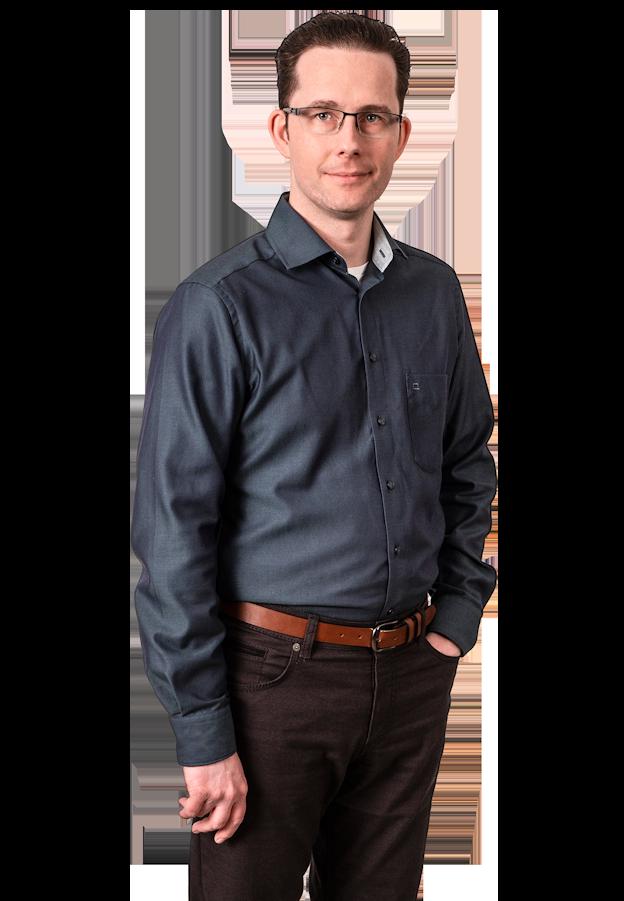 Tobias Gembus Executive Director Bauer & Böcker Remscheid Deutschland