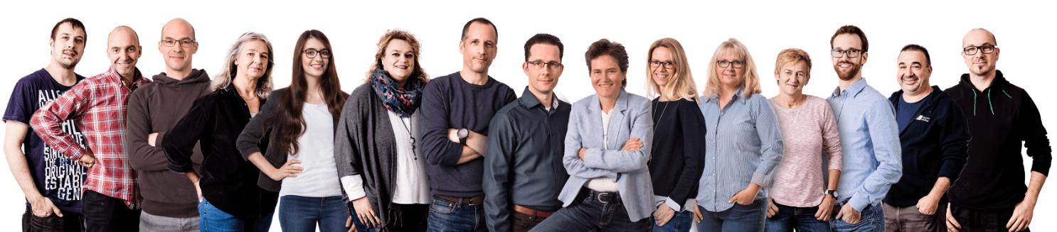 Team von Bauer & Böcker